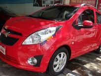 Bán ô tô Chevrolet Spark LT sản xuất 2011, màu đỏ