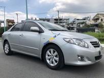 Cần bán lại xe Toyota Corolla Altis G đời 2011, màu bạc, số sàn