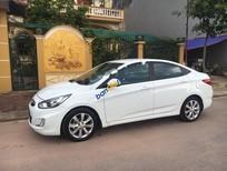 Bán Hyundai Accent 1.4 đời 2011, màu trắng, nhập khẩu còn mới, 405tr