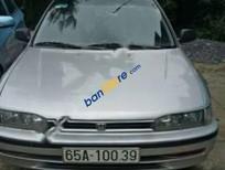 Cần bán Honda Accord 2.0 MT sản xuất năm 1992, màu xám