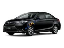Bán Toyota Vios đời 2017, màu đen, 534tr