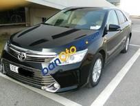 Cần bán Toyota Camry AT 2016, màu đen chính chủ giá cạnh tranh
