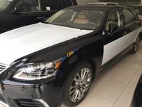 Bán xe Lexus LS 460L AWD sản xuất 2013, màu đen, xe nhập