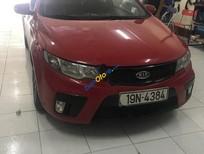 Bán xe Kia Forte Koup 2.0 năm sản xuất 2009, màu đỏ, xe nhập