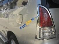 Cần bán xe Toyota Innova G đời 2014, màu bạc