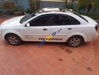 Bán Daewoo Lacetti EX 2005, màu trắng