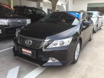 Bán xe Toyota Camry 2.5Q 2012, màu đen