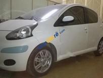 Bán Toyota Aygo năm 2012, màu trắng, nhập khẩu