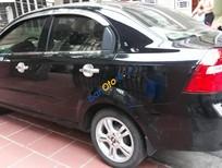 Bán ô tô Chevrolet Aveo đời 2015, màu đen như mới