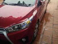 Xe Toyota Yaris 1.3G đời 2016, màu đỏ, nhập khẩu chính chủ, giá 600tr