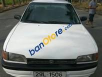 Bán ô tô Mazda 323 đời 1997, màu trắng