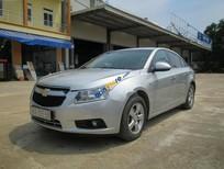 Cần bán Chevrolet Cruze LT 1.8 MT sản xuất năm 2011, màu bạc