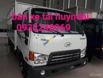 Bán xe tải ô tô tải Thaco 5 tấn, Thaco Hyundai 5 tấn HD500 giá rẻ và hỗ trợ trả góp tại Hải Phòng