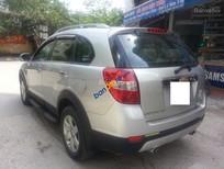 Cần bán xe Honda CR V AT sản xuất năm 2011, màu bạc chính chủ