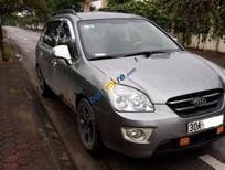 Bán lại xe Kia Carens SX đời 2010, màu xám