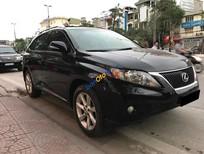 Cần bán xe Lexus RX 350 sản xuất năm 2009, màu đen, xe nhập