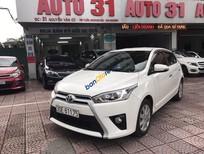 Bán Toyota Yaris sản xuất năm 2015, màu trắng, nhập khẩu, giá chỉ 575 triệu