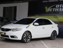Bán xe Kia Forte SX 1.6AT 2010, trắng, 386 triệu