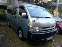 Cần bán Toyota Hiace MT đời 2008