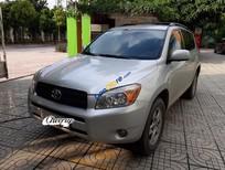 Cần bán Toyota RAV4 đời 2007, màu bạc, nhập khẩu