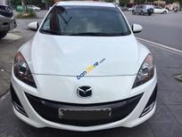 Bán Mazda 3 1.6 AT sản xuất 2010, màu trắng, nhập khẩu