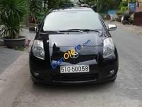 Cần bán gấp Toyota Yaris 1.3AT đời 2008, màu đen, nhập khẩu