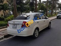 Cần bán xe Chevrolet Aveo MT đời 2016, màu trắng, giá 330tr