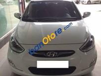 Bán Hyundai Accent 1.4AT năm 2013, màu trắng