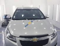 Cần bán gấp Chevrolet Cruze LTZ 1.8 AT đời 2011, màu bạc
