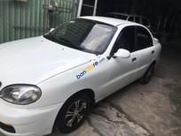 Bán Daewoo Lanos SX sản xuất 2002, màu trắng