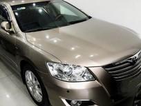 Cần bán Toyota Camry 3.5Q đời 2007 vàng cát, xe cực chất
