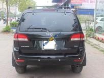 Cần bán xe Ford Escape 2.3 AT đời 2009, màu đen
