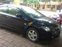 Bán xe Honda Civic 1.8 MT đời 2010, màu đen
