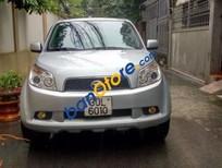 Cần bán gấp Daihatsu Terios 1.5 AT đời 2008, màu bạc