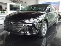Bán Hyundai Elantra đời 2017, màu đen