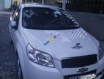 Cần bán Chevrolet Aveo LTZ 1.5 AT năm 2014, màu trắng, nhập khẩu, số tự động
