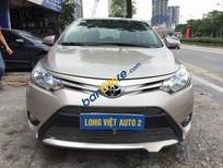 Bán xe Toyota Vios 1.5E sản xuất 2015 số sàn, 468 triệu