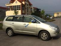 Cần bán Toyota Innova sản xuất năm 2007, màu bạc, giá 345tr