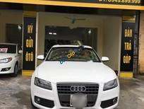 Bán Audi A5 Sportback 2.0 năm 2011, màu trắng, nhập khẩu nguyên chiếc, 995 triệu