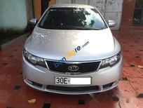 Bán xe Kia Forte MT đời 2012, màu bạc chính chủ