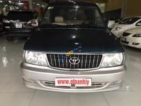 Cần bán Toyota Zace GL sản xuất 2002, màu xanh lam
