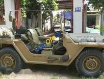 Bán ô tô Jeep A2 1980, màu xanh lục