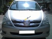 Cần bán Toyota Innova G năm 2008, màu bạc, 310tr