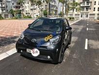 Bán Toyota IQ năm sản xuất 2011, màu đen, giá 520tr