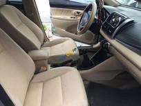 Cần bán gấp Toyota Vios E 1.5MT năm 2014, màu bạc như mới