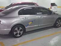 Cần bán Honda Civic 1.8 MT đời 2007, màu bạc còn mới, giá tốt