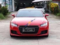 Bán xe Audi TT đời 2015, màu đỏ, nhập khẩu