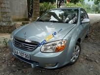 Gia đình bán Kia Cerato đời 2007, màu xanh lam