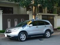 Cần bán gấp Honda CR V 2.4 AT sản xuất 2010, màu bạc chính chủ, 635tr