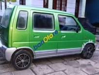 Bán xe Suzuki Wagon R đời 2007, màu xanh lá
